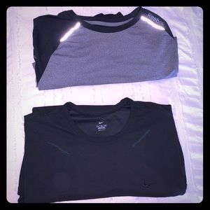 2 xl long sleeve workout shirts